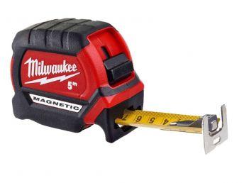 Ruleta magnetica 5 m X 27 mm 4932464599 Milwaukee